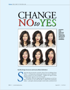 Change No to Yes